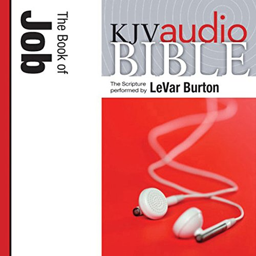 King James Version Audio Bible: The Book of Job audiobook cover art