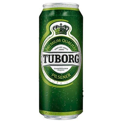 Tuborg Bier Dose 1 x 0,5l