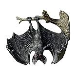 Design Toscano Demon of The Night Vampire Bat Statue Hanging Figurine, Full Color