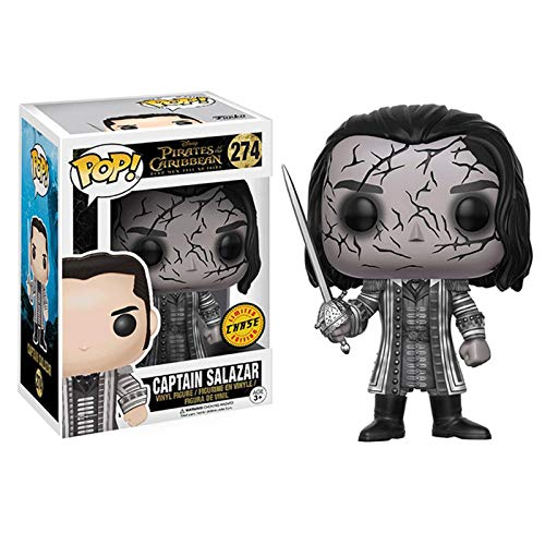 Hotwinds Funko Pirates of The Caribbean: Dead Men Tell No Tales #274 Captain Salazar Limited Edition...