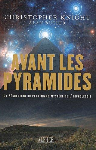 Avant les pyramides
