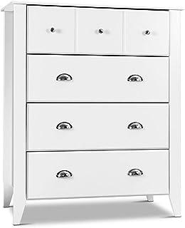 Amazon.com: Beige - Dressers / Bedroom Furniture: Home & Kitchen