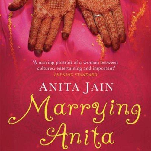Marrying Anita audiobook cover art