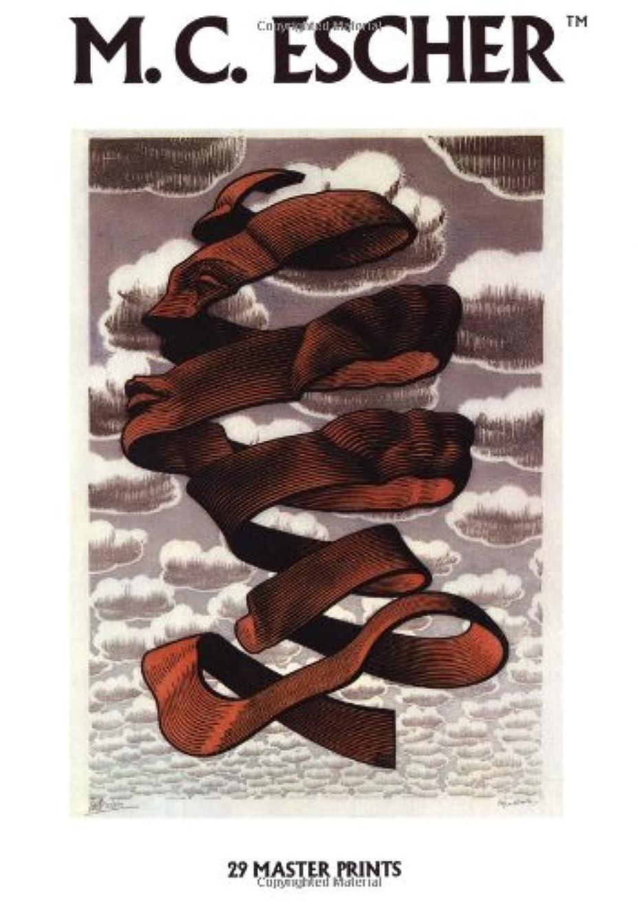 平手打ちボット干し草M.C. Escher: 29 Masterworks
