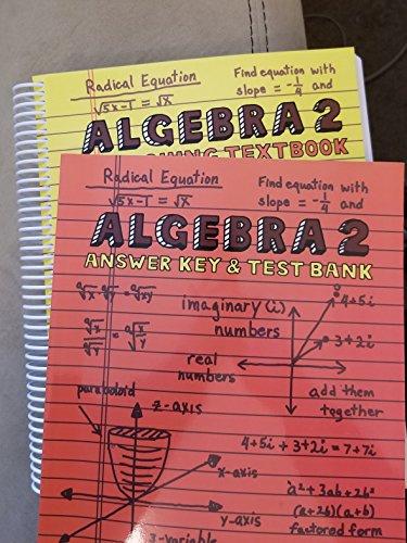 Algebra 2 A Teaching Textbooks Complete Curriculum