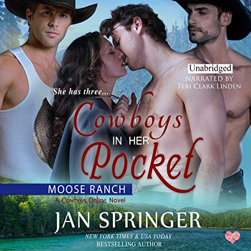 Cowboys in Her Pocket cover art