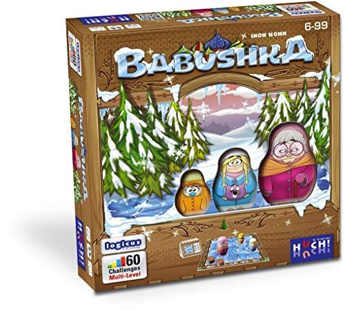 Huch & Friends 879691 Babushka-Logikspiel