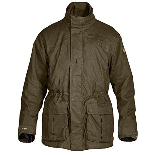 Fjällräven Herren Brenner Pro Jacket M Sport, Dark Olive, XL