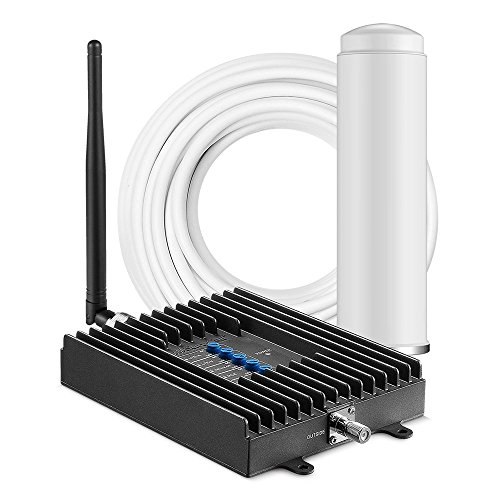 SureCall Fusion4Home Cell Phone Signal Booster for Home and Office | Verizon, AT&T, Sprint, T-Mobile...
