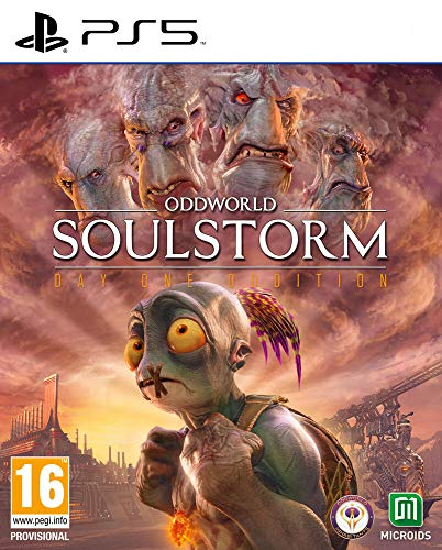 Oddworld Soulstorm Day One Edition (PlayStation 5)