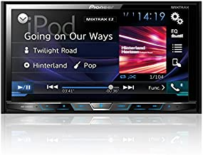 "Pioneer AVHX4800BS 2-DIN Receiver with 7"" Motorized Display/Built-In Bluetooth/Siri Eyes Free/AppRadio (Discontinued by Ma..."