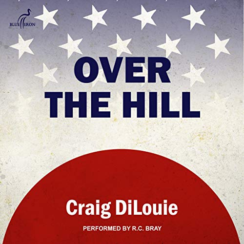 Over the Hill: A Novel of the Pacific War Titelbild