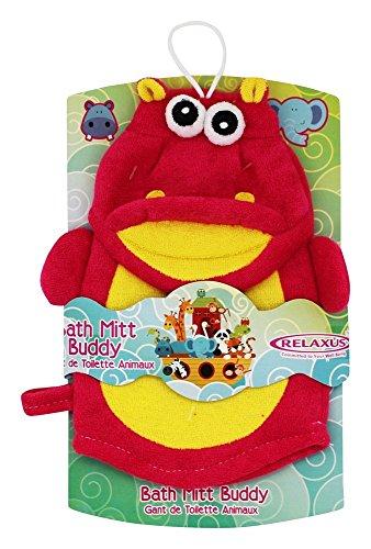 Terry Cloth Hippo - 6