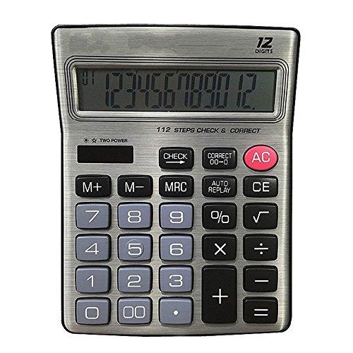WWDDVH Calculadora Solar/Calculadora De Panel De Dibujo De Metal/Calculadora Financiera