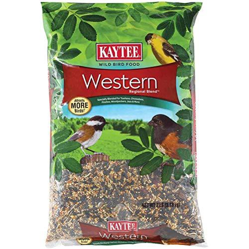 Kaytee Western Regional Blend Wild Bird Food, 7 lb., 7 lbs.