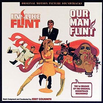 In Like Flint / Our Man Flint (Original Motion Picture Soundtracks)