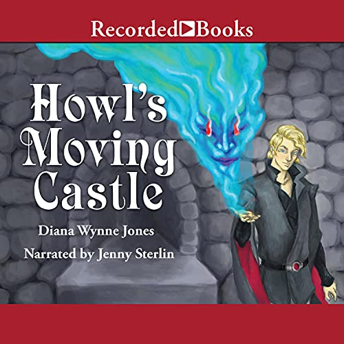 Howl's Moving Castle Audiobook By Diana Wynne Jones cover art