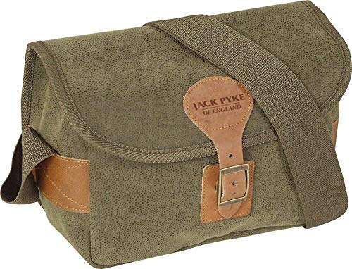 Jack Pyke - Tasche für Schrotpatronen - Duotex Grün