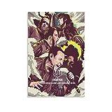 NENBN Linkin Park Poster, dekoratives Gemälde, Leinwand,