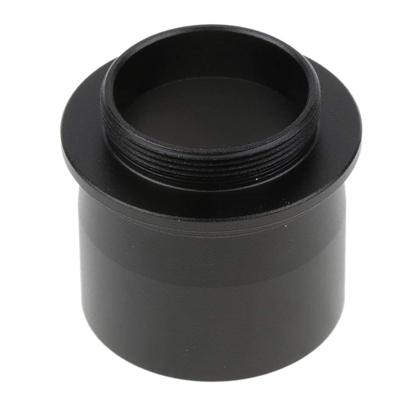 Prettyia 1.25-inch to C Port C-Mount Video Camera Lens Adapter Ring for Telescope Astronomy