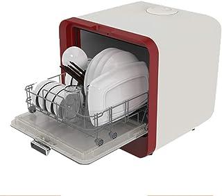 XHCP lavavajillas Desktop DishAsherMultifuncional FruitAnd Vegetable DishAsher30 Minutos QuicAsh, Cuatro funcionesFácil de Instalar, 4 Unidades Mal AAcity