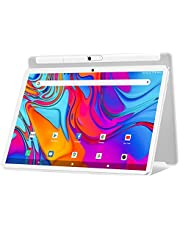 Tablet 10 inch Android Tablet, Quad-Core Processor 32GB Storage, Dual Sim Card, WiFi, Bluetooth, GPS, 128GB Expand Support, IPS Full HD Display photo