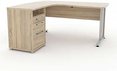 Schreibtisch Arbeitstisch Eckschreibtisch Kinderschreibtisch Computertisch Jay Sonoma//Eiche