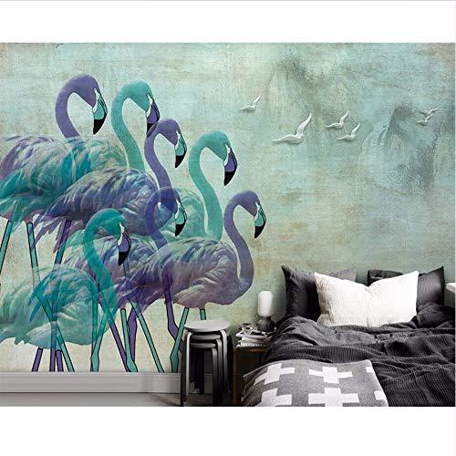 Wuyii fotobehang om te bestellen van moderne fotobehang uit de muur van het tv-papier, ontworpen in Mano Del 150x120cm