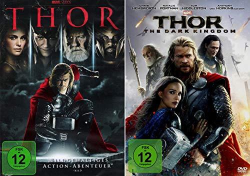Thor + Thor - The Dark Kingdom [Collection]