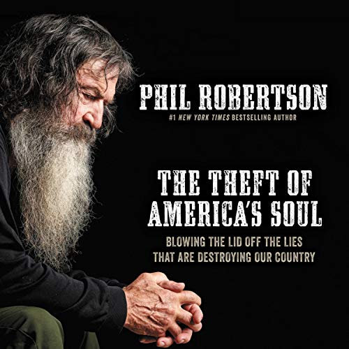 The Theft of America's Soul audiobook cover art