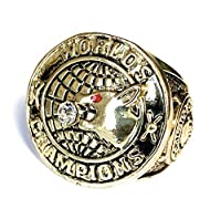 Finding Nostalgia Chicago Cubs 1907 Replica World Series Ring