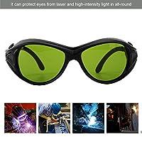 ロマンチックなプレゼントla-ser, 成長メガネゴーグル、OD5 200 nm〜2000 nm照明保護メガネ安全ライト保護ゴーグル