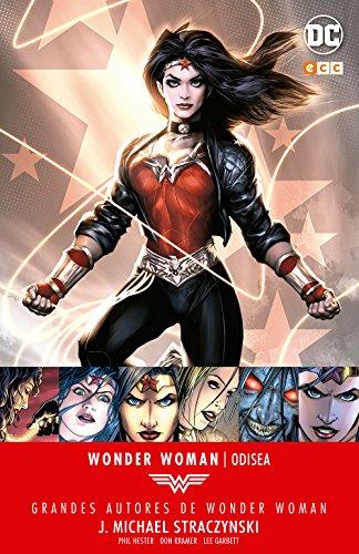 Wonder Woman de J. Michael Straczynski: Odisea
