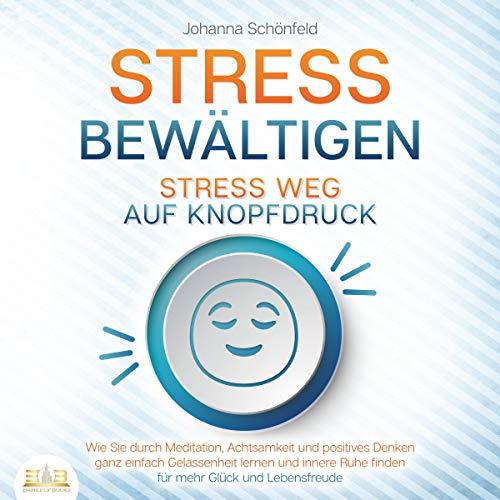 STRESS BEWÄLTIGEN - Stress weg auf Knopfdruck Titelbild