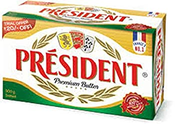 President Salted Butter Bag, 500g