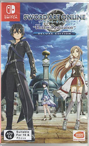 Sword Art Online: Hollow Realization (English) [Asia Import]