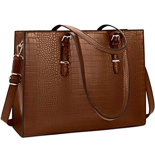 Laptop Bag for Women 15.6 inch L...
