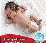 Huggies Newborn Baby Windeln für Neugeborene, Größe 2  (1 x  210 Stück) - 4