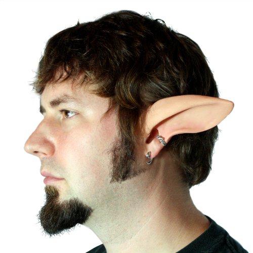 Aradani Costumes Faun, Satyr, Elf Ears - Ear Tips