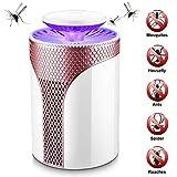 housesweet insecticida electrónico para Insectos, Mata Mosquitos, lámpara Trampa para Insectos para Interior y Exterior Control de plagas