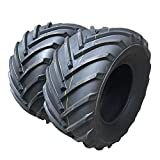 MOTOOS 23x10.50-12 P328 4PR Tire Riding Lawn Mower Turf Tires Pack of 2