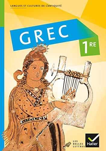 Grec 1re éd. 2008 - Manuel de l'élève