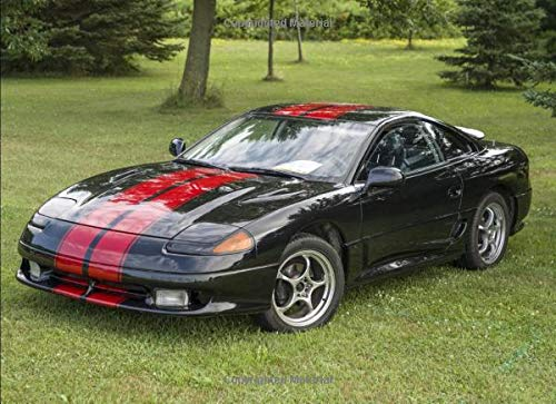 Dodge Stealth: 120 pages with 20 lines you can use as a journal or a notebook .8.25 by 6 inches.