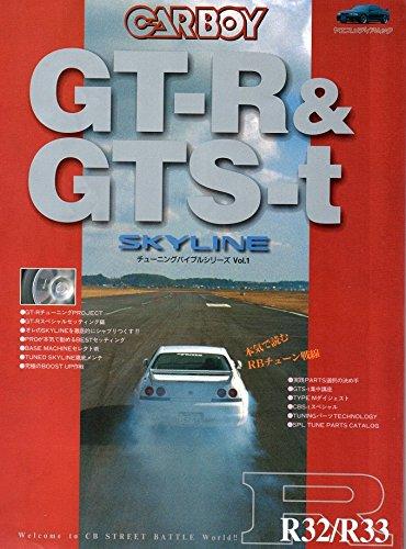 R32 R33 GT-R GTS-t SKYLINE SUPER TUNING (Japan Import)