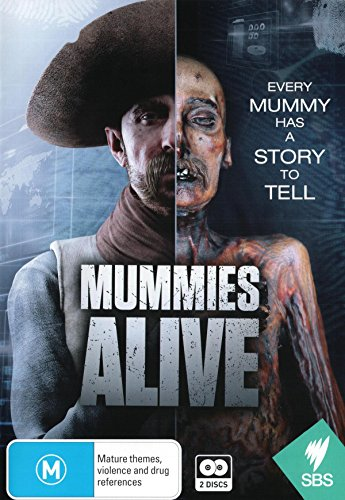 Mummies Alive [Documentary] [NON-USA Format / PAL / Region 4 Import - Australia]
