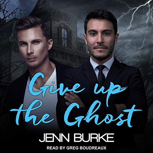 Give Up the Ghost audiobook cover art
