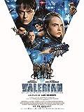 Cinema Valérian et la Cité des Tausend Planets – 2017