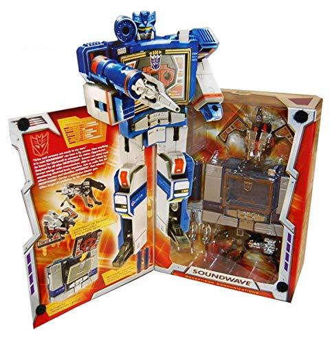 Transformers G1 Reissue Figure Soundwave