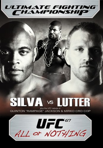 UFC 67: All or Nothing [Reino Unido] [DVD]