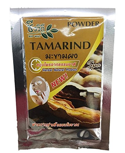 NEW!! TAMARIND POWDER Herbal Natural Product From Thailand, 20G.
